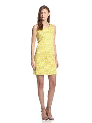 JB by Julie Brown Women's Leah Shift Dress (Yellow)