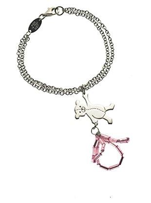 Nomination Armband Bimbo rosa