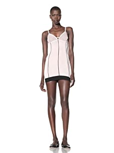 The Lake & the Stars Women's SuperStudious Cotton Chemise (Pink)