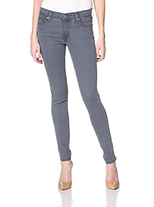 James Jeans Women's Twiggy Caprice 5-Pocket Skinny Jean (Washed Out Blue)