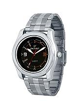 Dezine DZ-GR500-BLK-CH analog watch