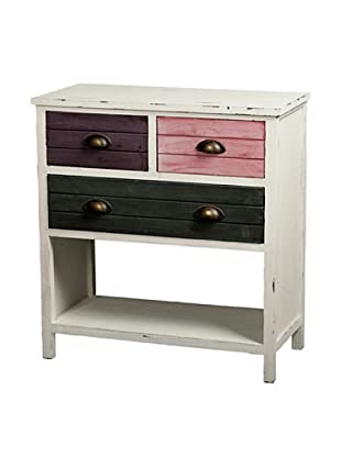 Gallerie Décor Hampton Accent Chest, Multi
