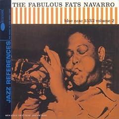 blue note 1532「The Fabulous Fats Navarro vol.2/ザ・ファビュラス・ファッツ・ナヴァロ Vol.2」 Fats Navarro/ファッツ・ナヴァロ