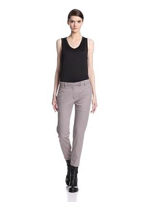 Ann Demeulemeester Women's Bella Trousers (Pearl)