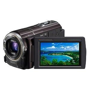 SONY HDビデオカメラ Handycam HDR-CX590V ボルドーブラウン