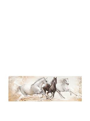 PlatinArt Cuadro White Grace 55 x 160