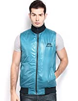 SPORTS 52 WEAR MENS REVERSIBLE SLEEVES JACKET