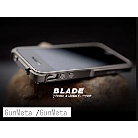【iPhone4S/4対応】iphone ケース プレミアム BLADE Titan/Titan