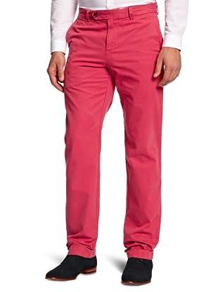Brooks Brothers Pantalón Canalicchio (Rojo)