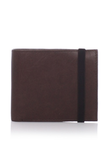 Property Of Men's Edwin Wallet (Dark Brown)