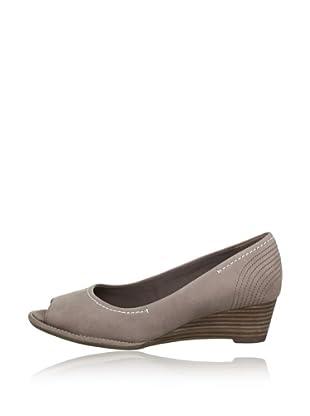 Clarks Zapatos Salón Holland Sun (Marrón)