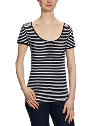 Vero Moda Camiseta Santo Domingo (Negro)