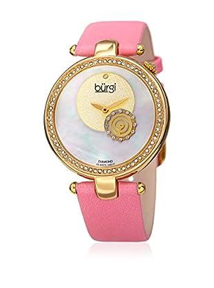 Bürgi Uhr mit schweizer Quarzuhrwerk Woman 40mm