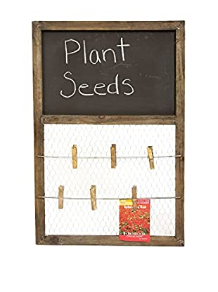 Skalny Chalkboard With Clips, Natural