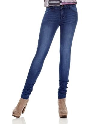 Desigual Vaquero Jegging Blue (Jeans Medio)
