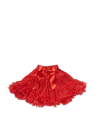 Tutu Couture Girl's Pettiskirt (Red)