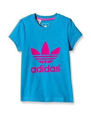 adidas T-Shirt J Trefoil Tee G