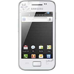 Samsung Galaxy Ace GT-S5830 (Pure White)
