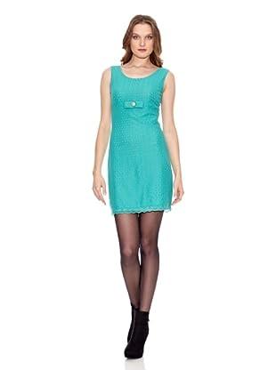 Fornarina Vestido Emi (Turquesa)