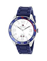 Tommy Hilfiger Analog White Dial Men's Watch - TH1790977J