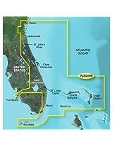 The Amazing Quality Garmin VUS009R - Jacksonville to Key West - microSD/SD Card