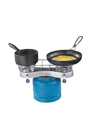 Campingaz Hornillo de Gas Portatil Duo Azul / Gris Única