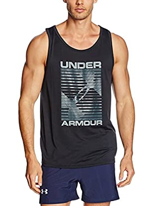 Under Armour Top Ua Turned Up Tank