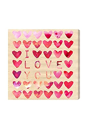 Oliver Gal Artist Co. I Love You, Multi, 20