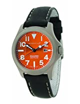 Momentum Men's 1M-SP01O2B Atlas Classic Analog with Titanium dial Watch