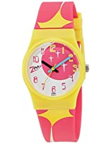 Zoop Analog Multi-Color Dial Children's Watch - NDC3028PP07