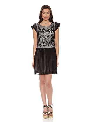 Sándalo Vestido Caterina (Negro)