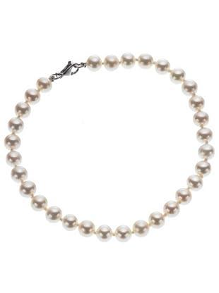 Emi Kawai Armband Silber Perle 5,50-6 mm