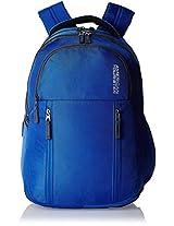 American Tourister Encarta Blue Laptop Backpack (Encarta 04_8901836132946)