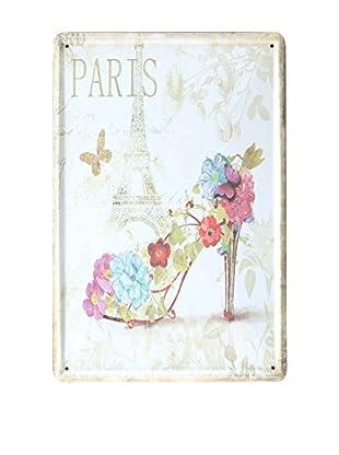 LO+DEMODA Wandbild Paris