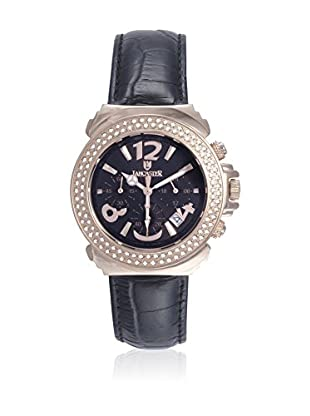 Lancaster Uhr mit Miyota Uhrwerk Luxury Timepiecespillo Chrono Rosé Leather  40 mm