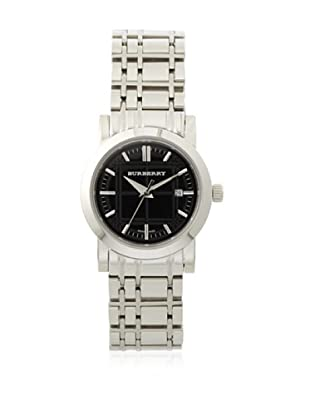 Burberry Women's BU1365 Heritage Black Stainless Steel Watch