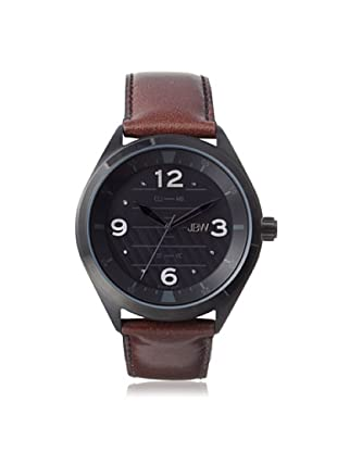 JBW Men's J6282D Brown/Black Stainless Steel Watch