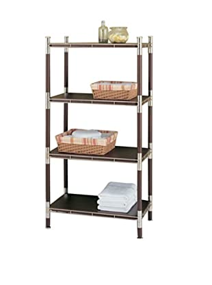 Organize It All Baronial 4-Tier Rack