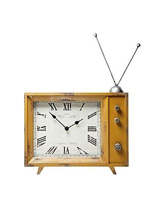 Kare Design Reloj De Mesa Television