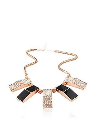 Chamay Collar Dorado / Negro 17