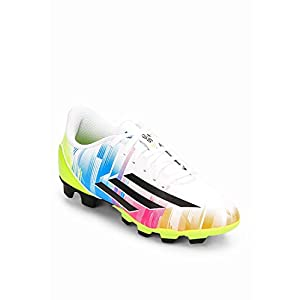 F5 Trx Fg J (Messi) White Football Shoes