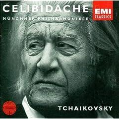 チェリビダッケ指揮/ミュンヘン・フィル チャイコフスキー:交響曲第6番《悲愴》の商品写真