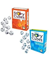 Rorys Story Cubes - Original and Actions