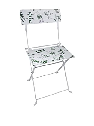 Esschert Design USA Herb Print Bistro Chair