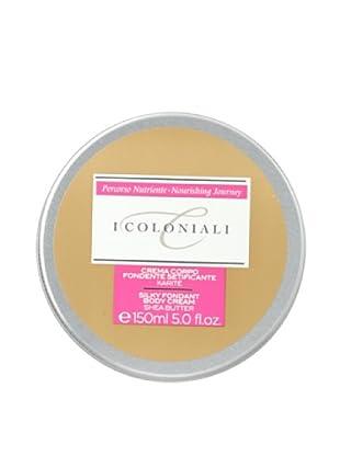 I Coloniali Silky Fondant Body Cream with Shea Butter, 5 fl. oz.