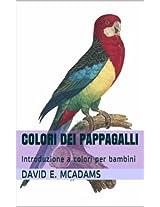 Colori dei Pappagalli (Italian Edition)