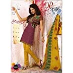 Cotton Printed Ethnic Rajasthani Dress Material Salwar Suit DUPPATA