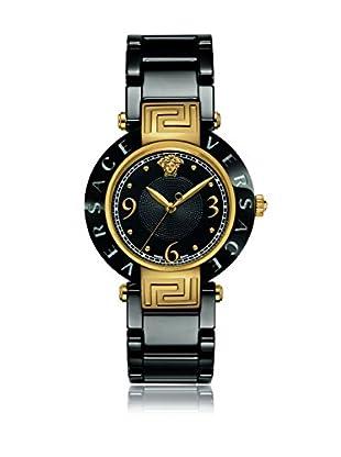 Versace Uhr mit schweizer Quarzuhrwerk Reve 92QCP9D008SC09 schwarz 35.00 mm