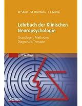 Lehrbuch der Klinischen Neuropsychologie: Grundlagen, Methoden, Diagnostik, Therapie (Sav Psychologie)