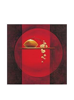 ARTOPWEB Wandbild Triki Mise en Lumiere 96x96 cm